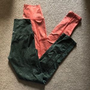 Aerie chill and play leggings